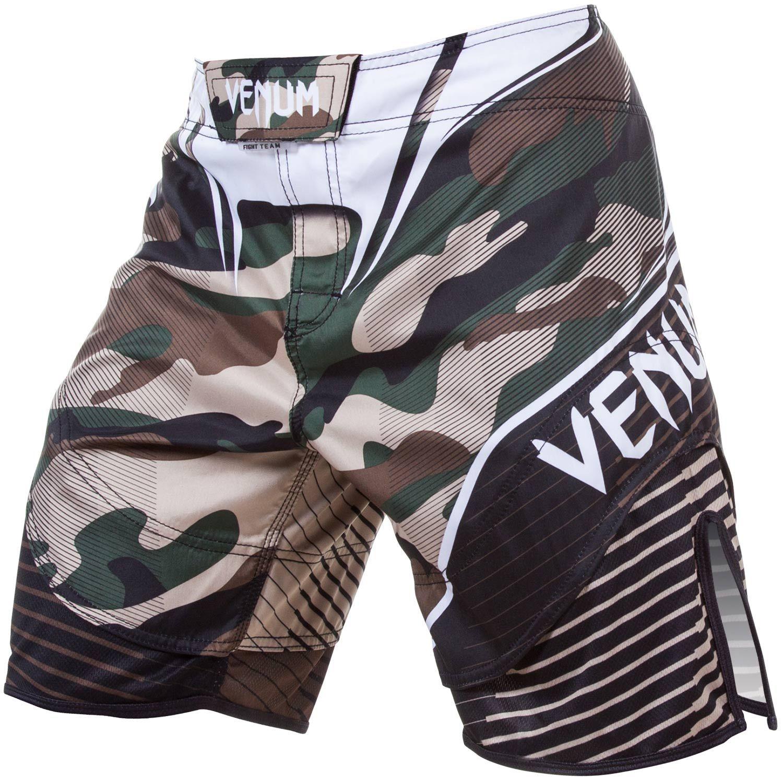 Pantalones MMA Venum Camo Hero - Verde/Marrón