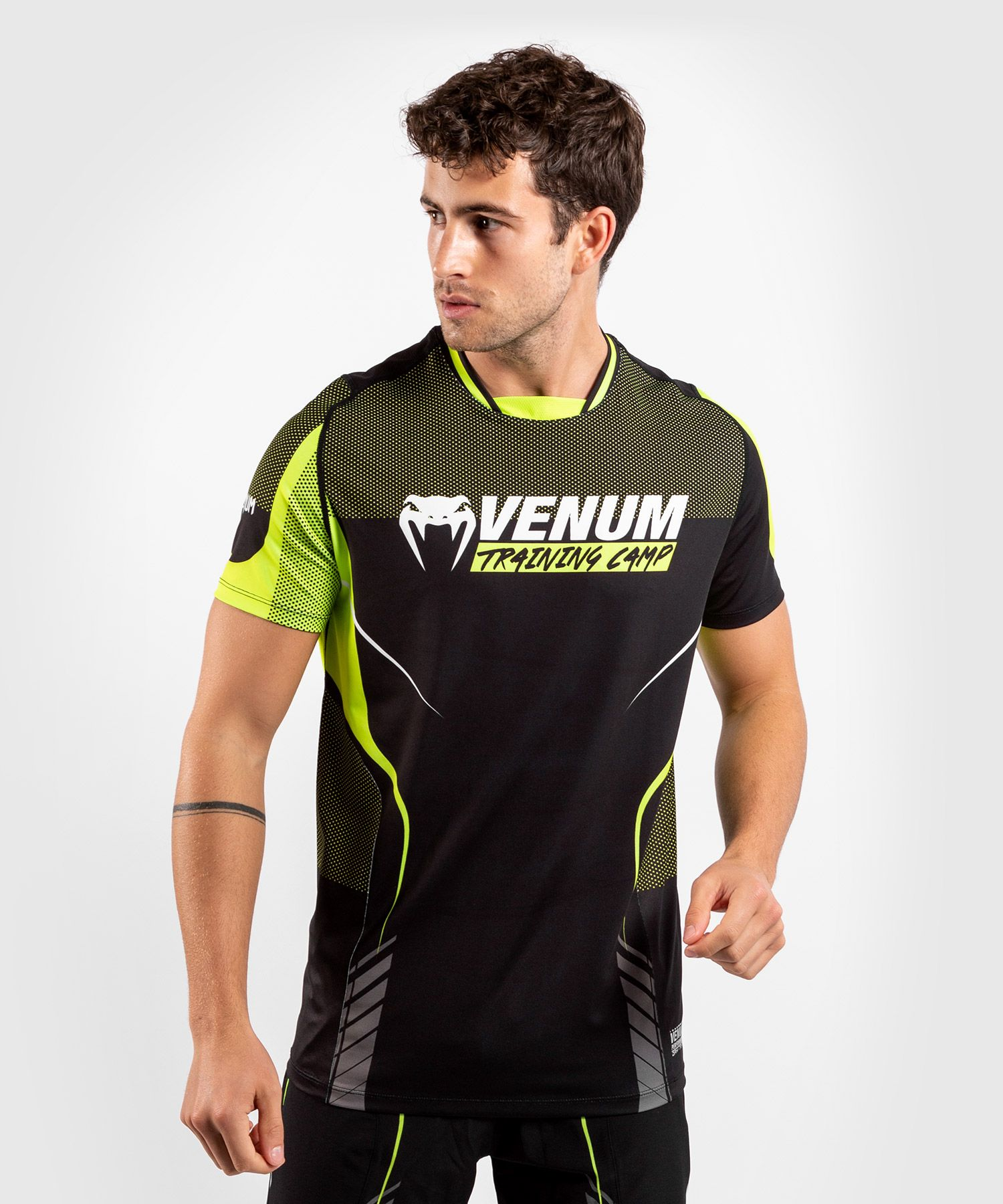 Venum Training Camp 3.0 Dry Tech T-shirt