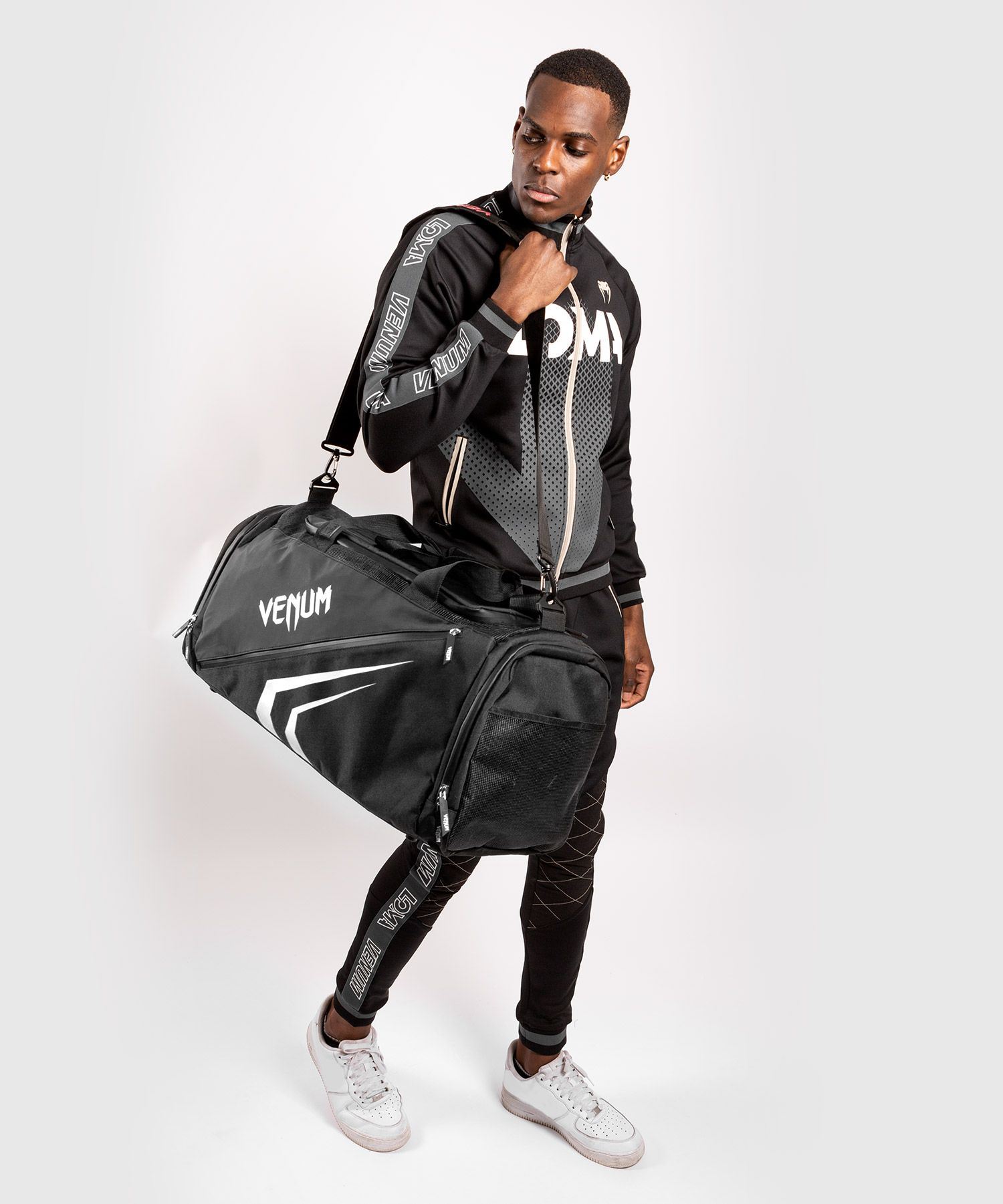 Venum Arrow Loma Firma Collezione Zipped Jacket - Nero / Bianco