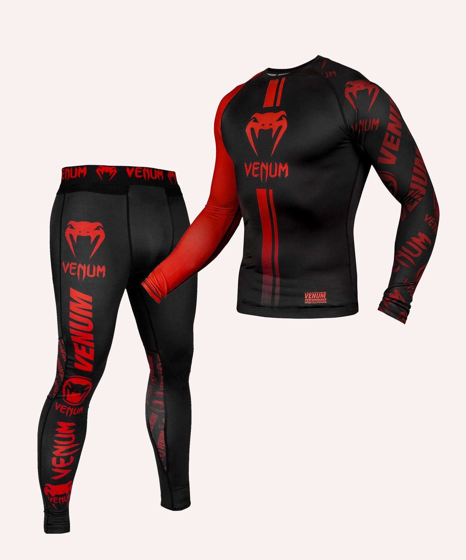 Logos Black/Red Pack 4