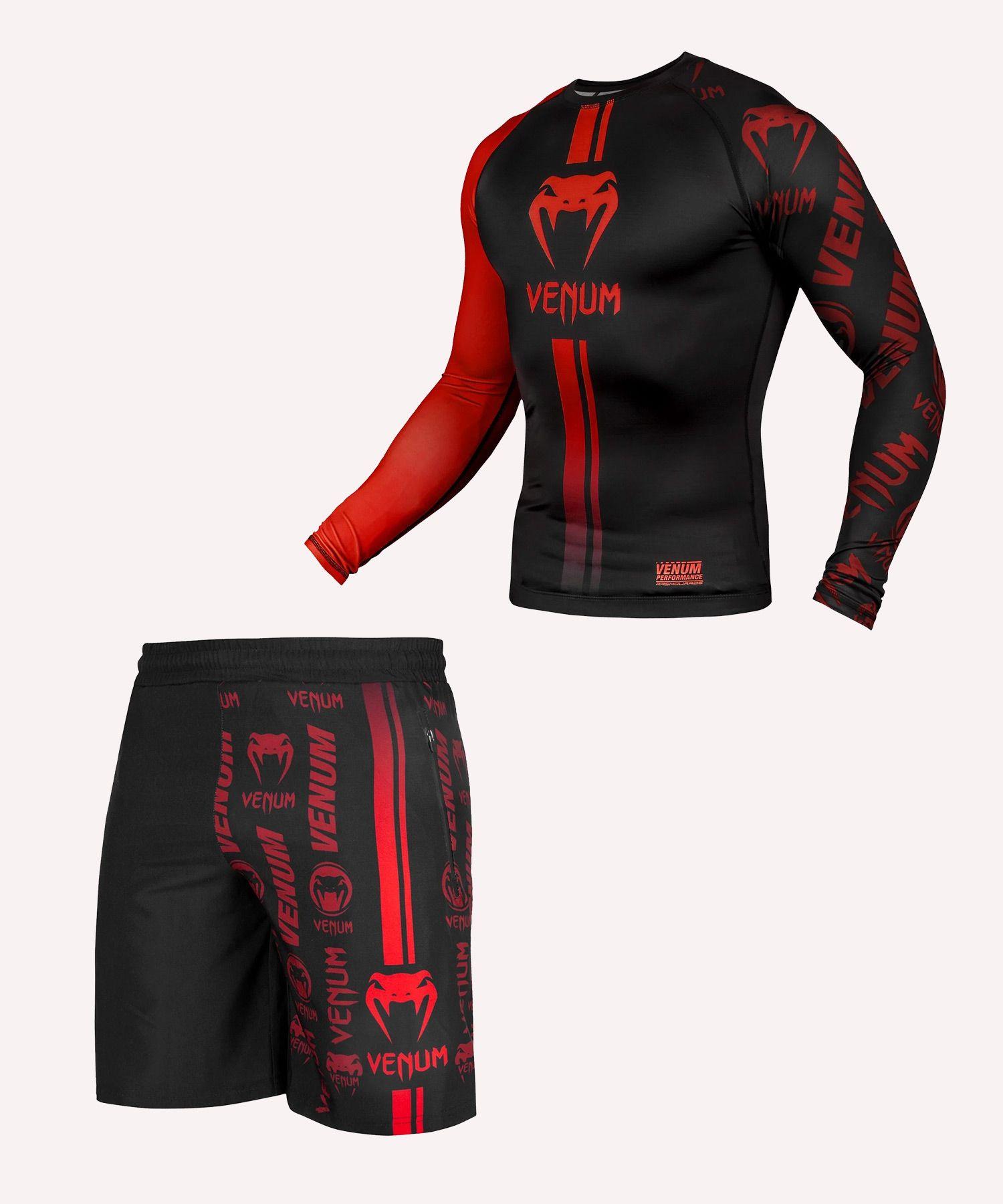 Logos Black/Red Pack 1