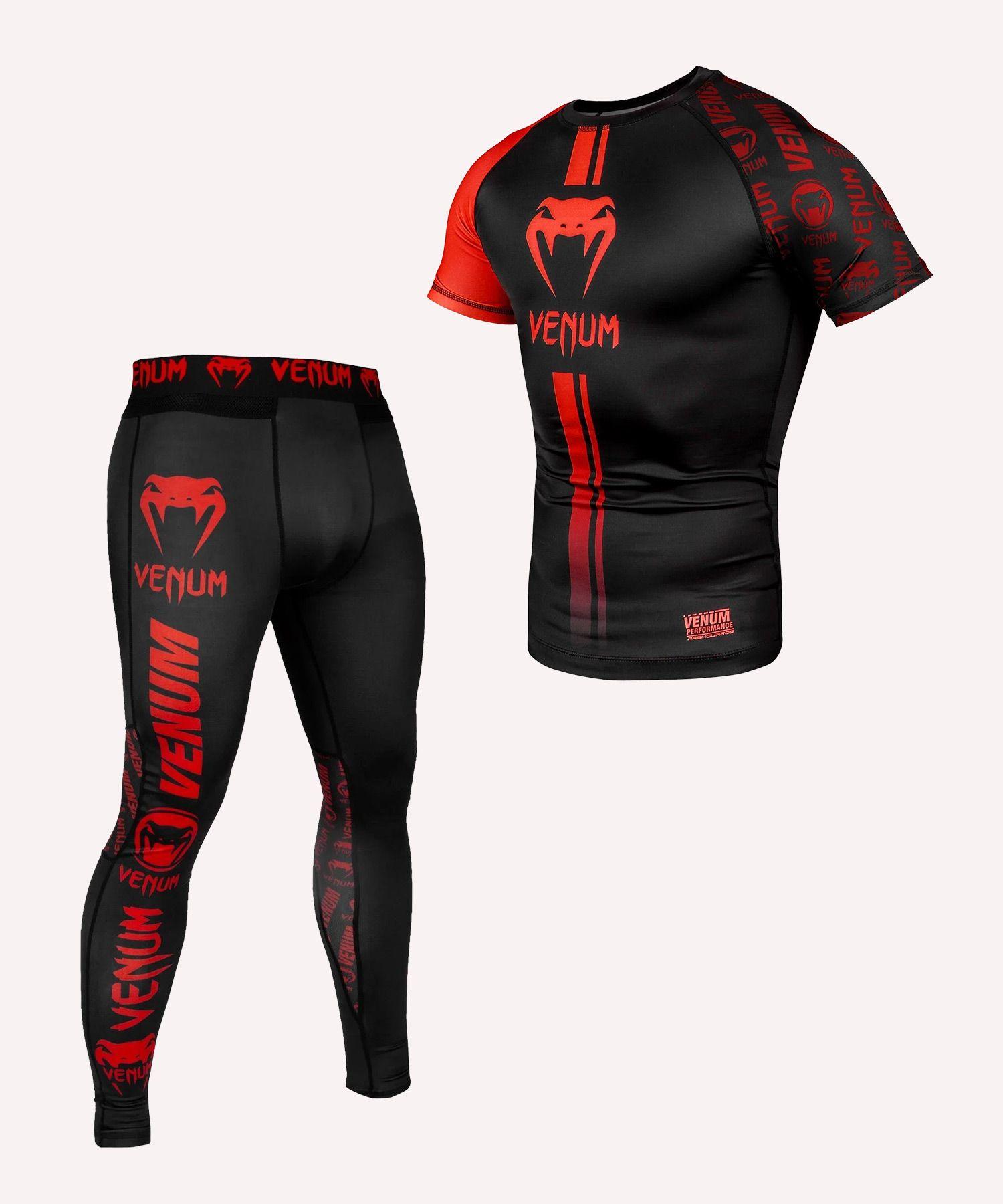 Logos Black/Red Pack 3