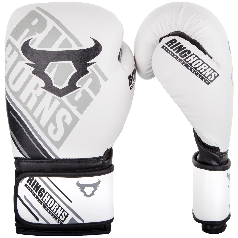 Ringhorns Nitro Boxing Gloves - White
