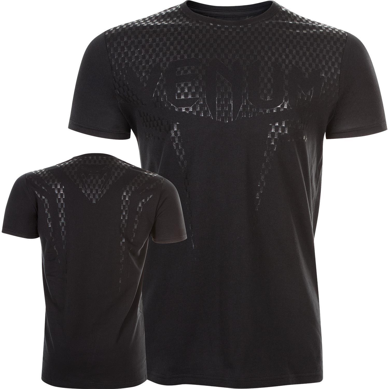 T-Shirt Venum Carbonix - Nera