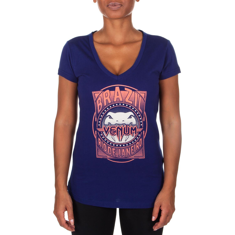 T-shirt Donna Venum Carioca