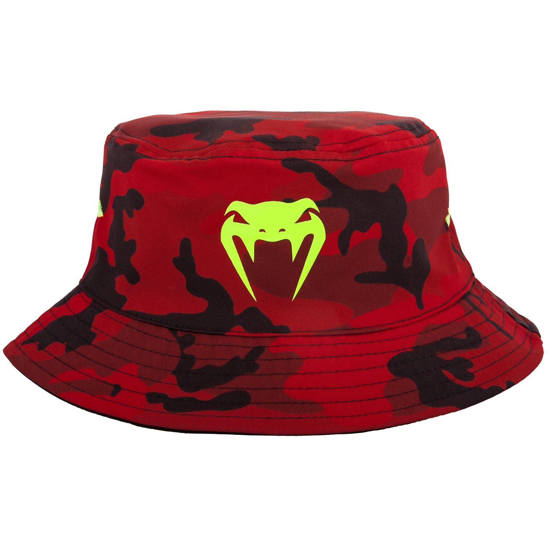 Venum Atmo Bucket Hat - Rode Camouflage