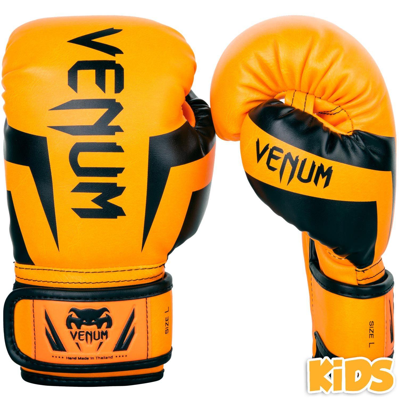 Guantes de Boxeo Venum Elite Niños