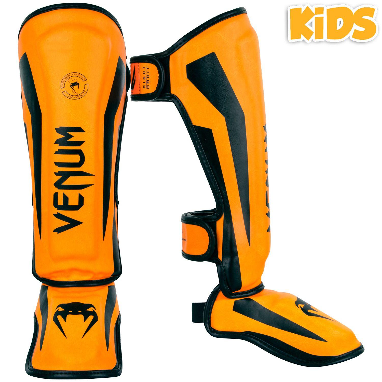 Espinillera para niños Venum Elite - Exclusividad