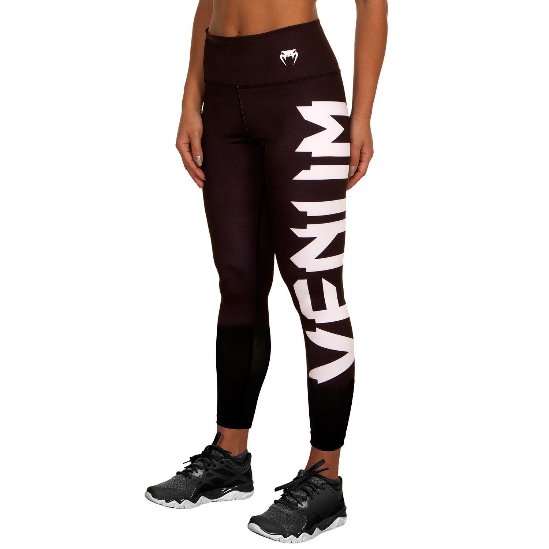 Venum Giant Leggings - Black/White