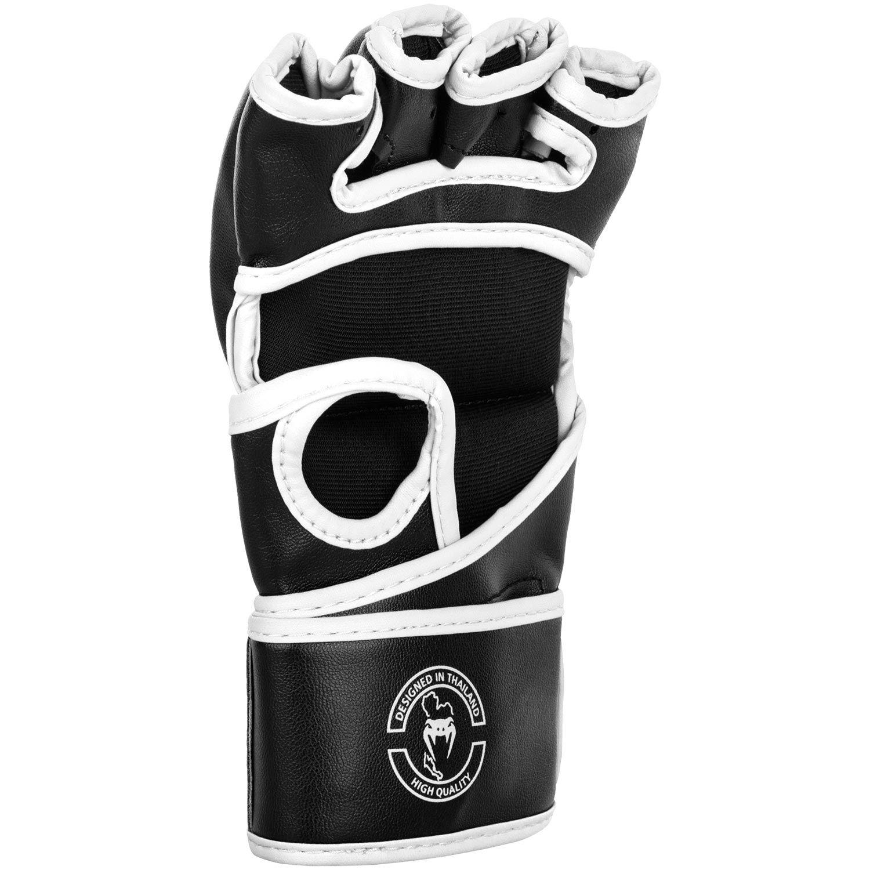 Venum Challenger MMA Gloves Handschuhe Black-Grey Training Ohne Daumen