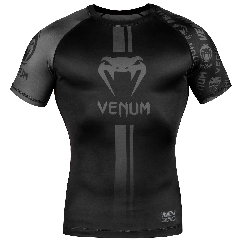 Venum Logos Rashguard - Korte mouwen