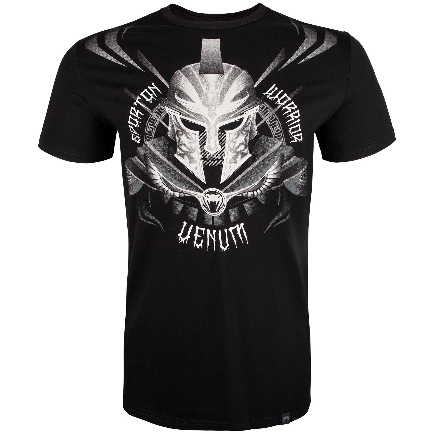 T-shirt Venum Gladiator 3.0 - Noir/Blanc - Exclusivité
