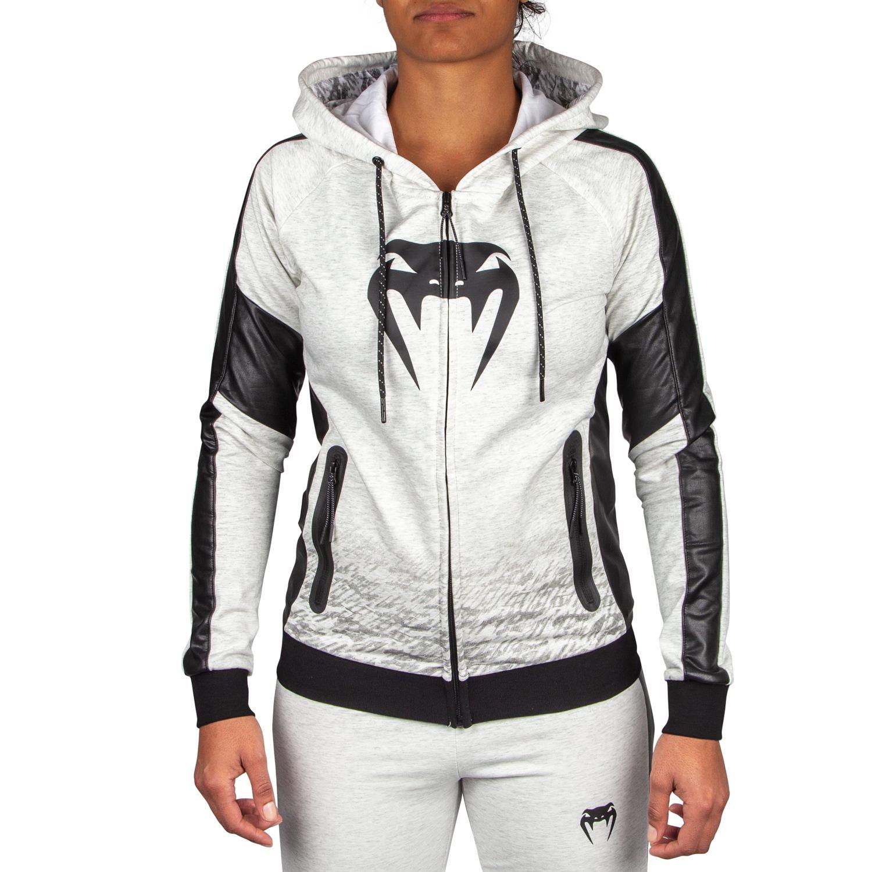 Sweatshirt Femme Venum Camoline 2.0 - Blanc - Exclusivité