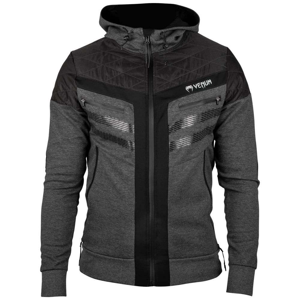 Sweatshirt Venum Laser 2.0 - Gris Chiné - Exclusivité