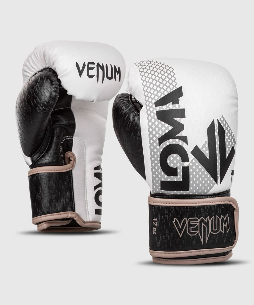 Guantoni da boxe Venum Loma Arrow Edition - Nero / Bianco