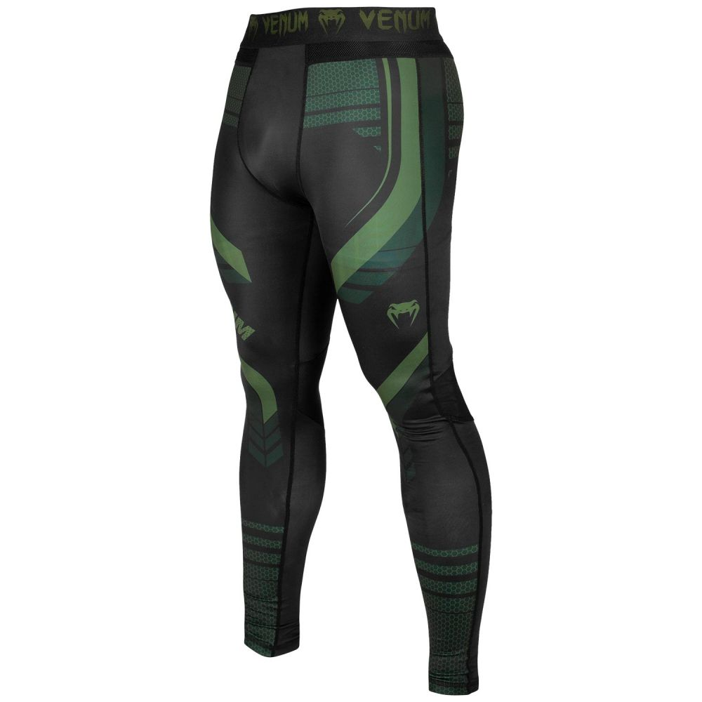 Venum Technical 2.0 Compresssion Tights - Black/Khaki - Exclusive