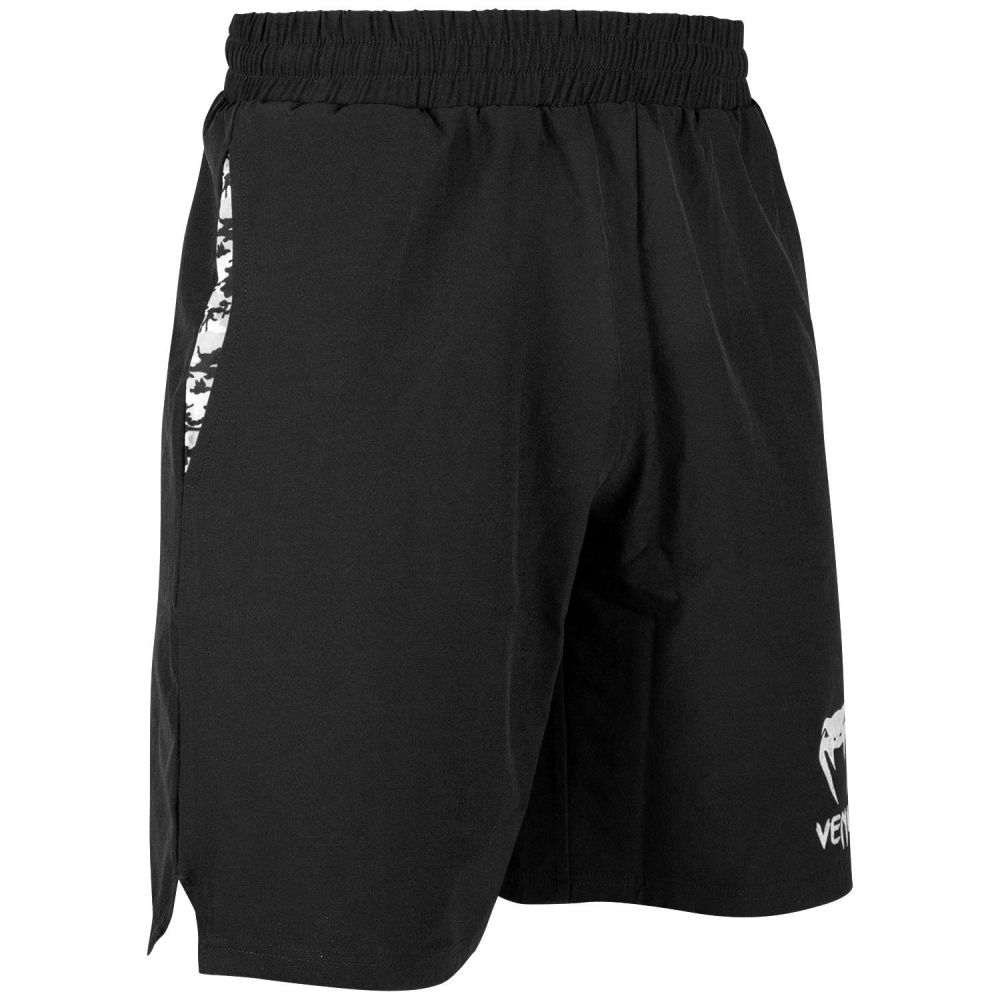 Venum Classic Training Shorts - Black/White