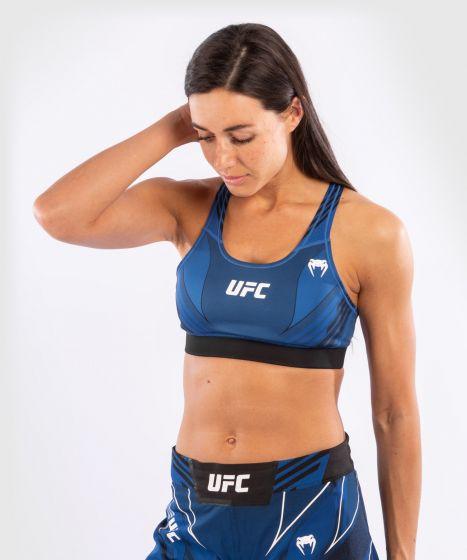 UFC Venum Authentic Fight Night Sportbeha - Blauw