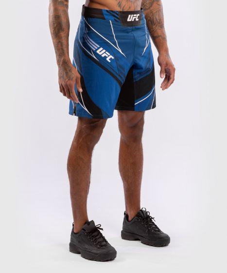 Pantalón De MMA Para Hombre UFC Venum Authentic Fight Night – Modelo Largo - Azul