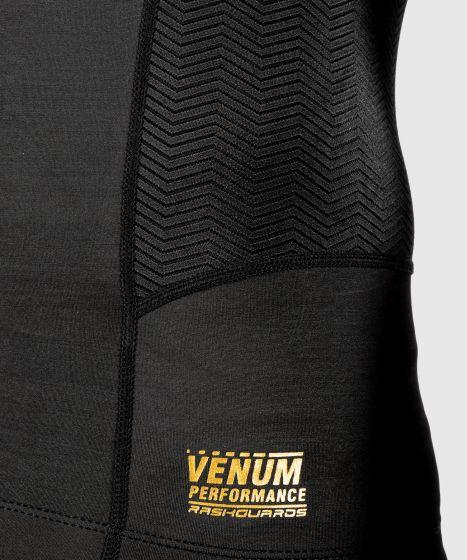 Venum G-Fit Rashguard - Manga larga - Negro/Oro