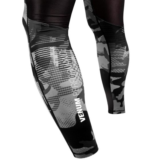 Venum Tactical Spats - Urban Camo/Black