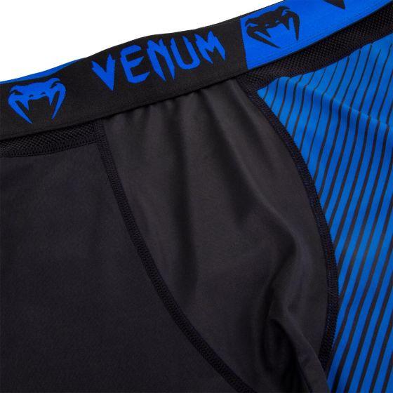 Venum NoGi 2.0 Kompressionshose - Schwarz/Blau