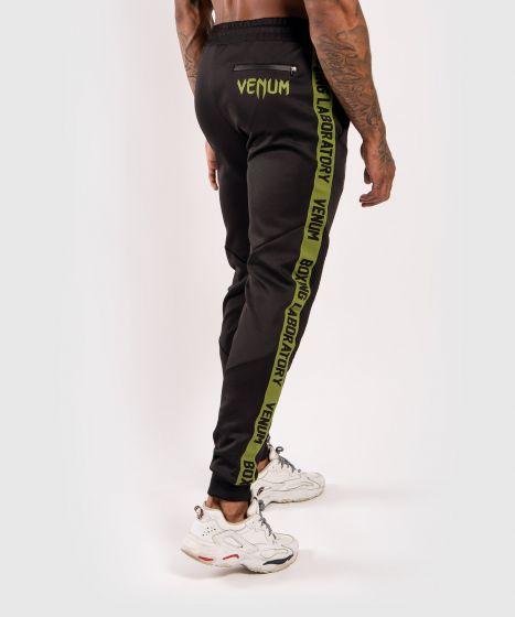 Venum Boxing Lab Joggers - Black/Green