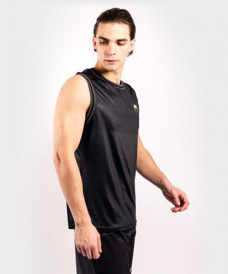 Camiseta sin Mangas Venum Club 182 - Negro/Oro