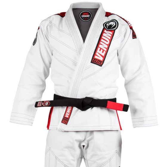 Venum Elite 2.0 BJJ Gi - (Bag Inlcuded) - White