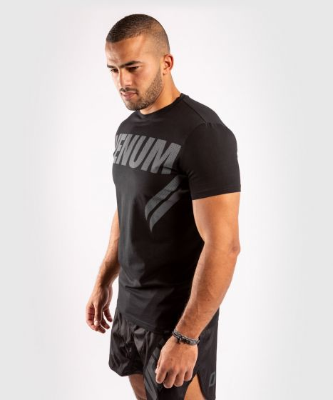 Camiseta ONE FC Impact - Negro/Negro