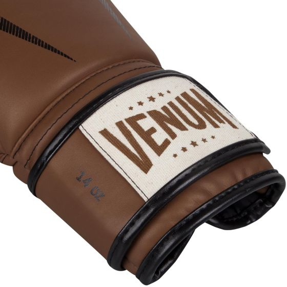 Guantes de Boxeo Venum Giant Sparring - Marrón