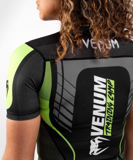 T-shirt de compression Venum Training Camp 3.0 - Manches courtes - pour femmes