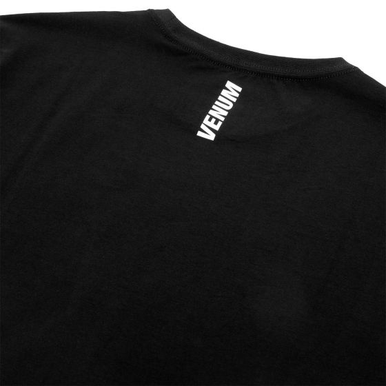 Venum Jiu Jitstu VT T-Shirt - Schwarz/Weiß
