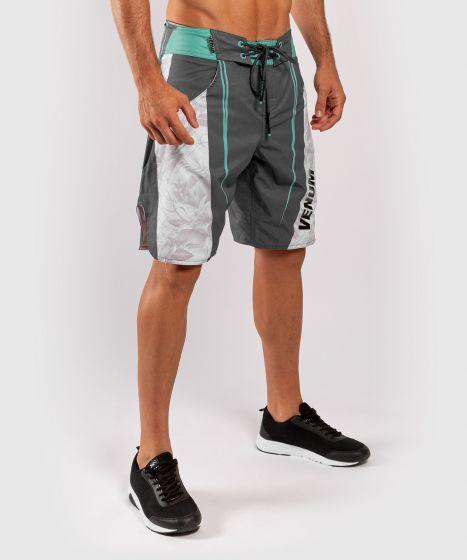 Pantaloncini da bagno Venum Aero 2.0 - Grigio/Turchese