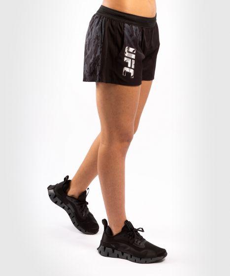 Pantaloncini de Allenamento Donna UFC Venum Authentic Fight Week - Nero