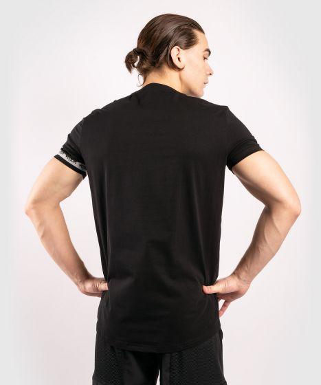 Camiseta Venum MMA Classic 20 - Negra / Plata