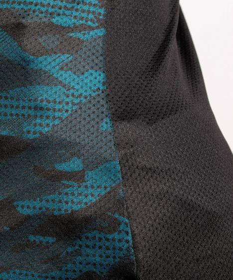 Camiseta sin mangas Venum Defender 2.0 - Negro/Verde