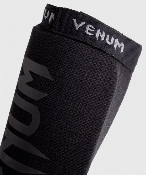 Venum Shin Guards Kontact - Black/Black