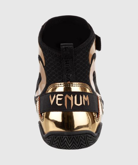 Chaussures de boxe Venum Giant Low - Noir/Or