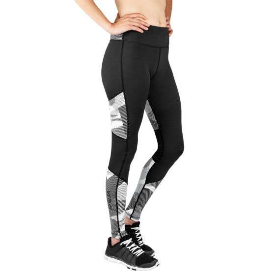 Leggings Venum Dune 2.0 - Negro/Blanco