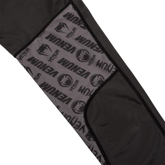 Spats Venum Logos - Noir/Blanc