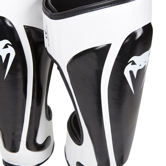 Venum Predator Standup Shin guards - Black/Ice