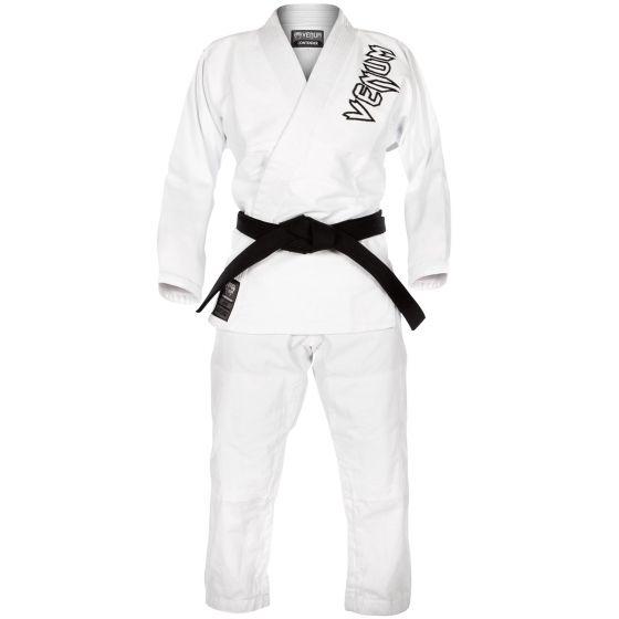 Kimono JJB Venum Contender 2.0 - Blanc