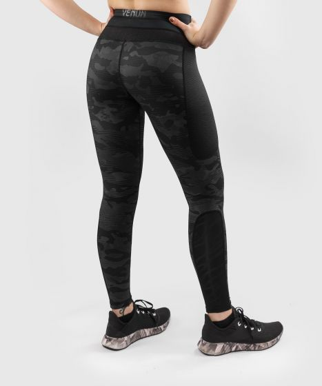 Leggings Venum Defender - per le donne - Nero/Nero