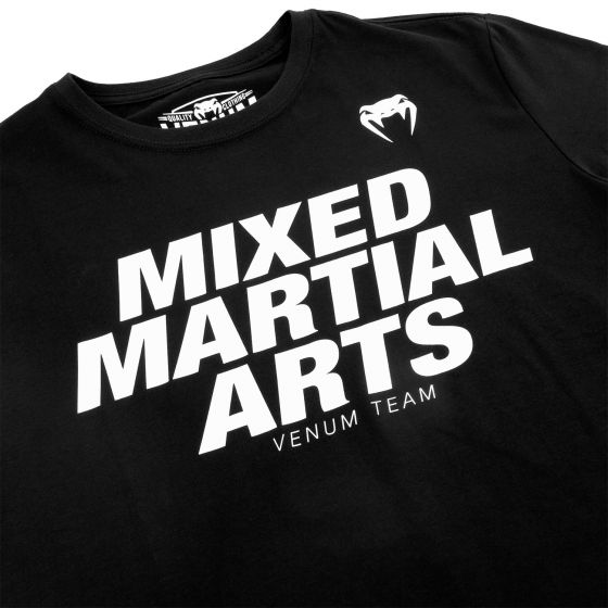 Venum MMA VT T-shirt - Black/White