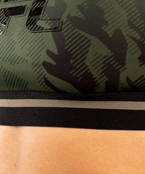 Sujetador Deportivo Para Mujer UFC Venum Authentic Fight Week - Caqui
