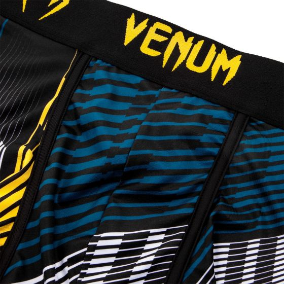 Venum Plasma Boxer - Black/Yellow