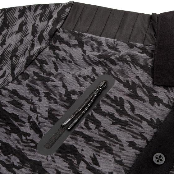 Venum Laser Polo - Dark camo