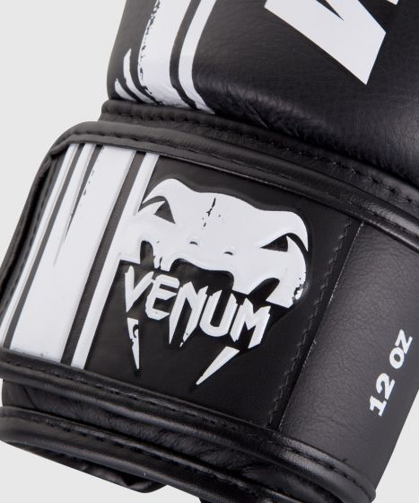 Venum Bangkok Spirit Boxing Gloves - Nappa leather - Black