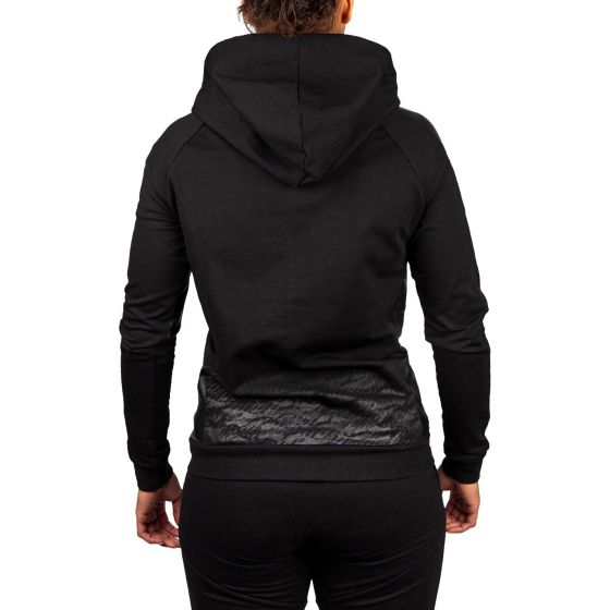 Venum Camoline 2.0 Hoodie - Black/Black - For Women - Exclusive